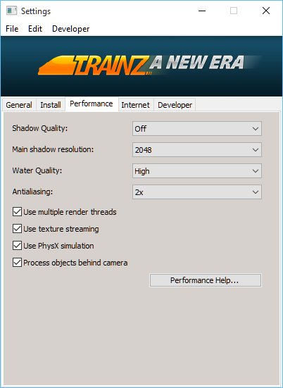 Content Manager Trainz